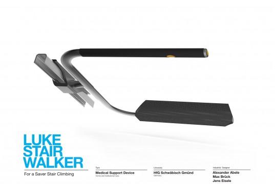 """Dyson Award - Projekt """"Luke Stairwalker"""""""