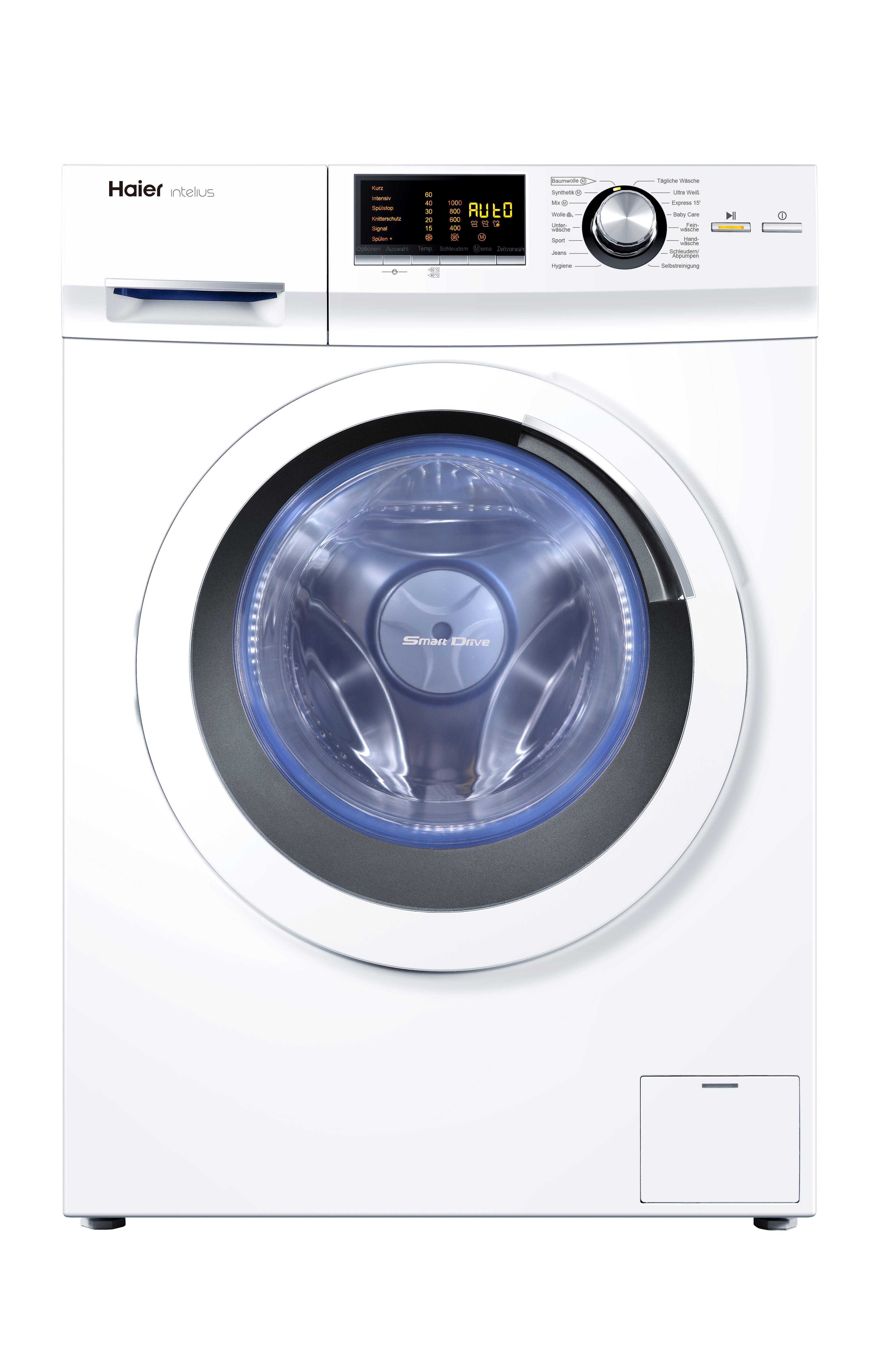 Verbraucht Wenig Strom Und Wasser Intelius 150 HW70 B14266 Von Haier