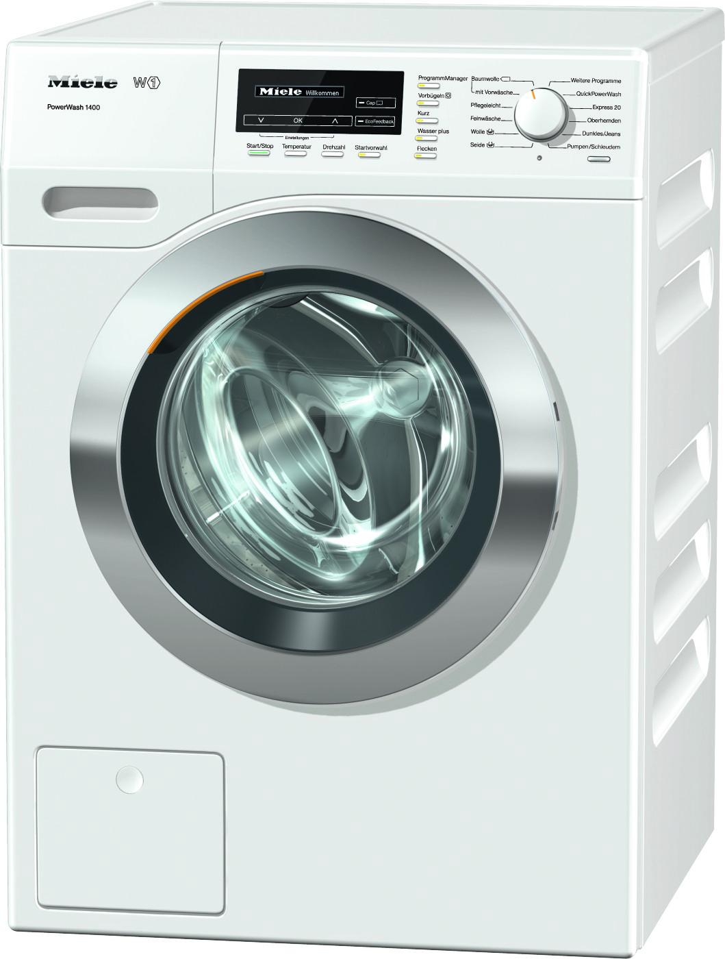 Miele Testsieger Mit Waschmaschine WKF 110 WPS