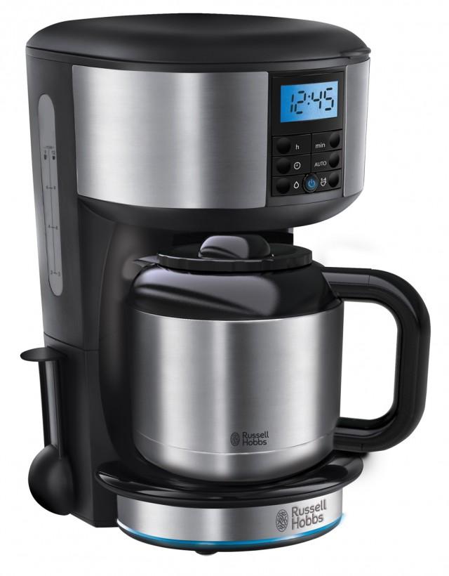 Russell Hobbs Buckingham Kaffeemaschine mit Brausekopf-Technologie