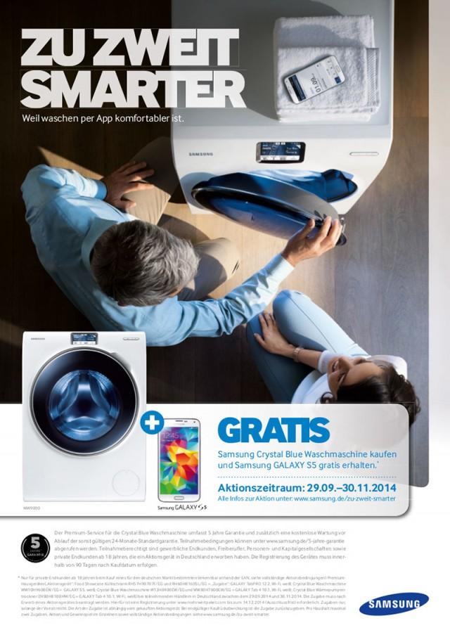 Samsung Galaxy-Bundle-Aktion