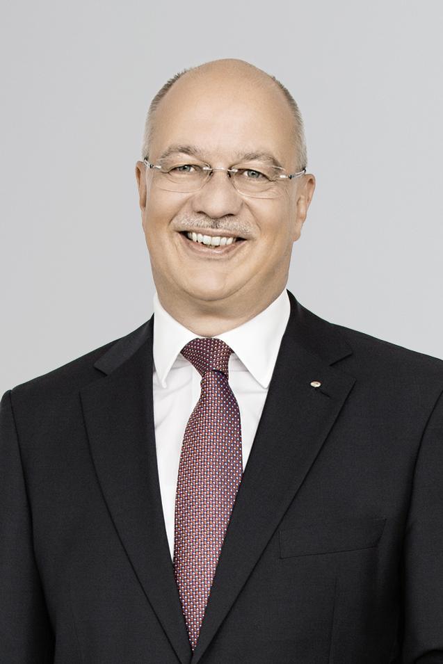 Thomas Schröder, Vorsitzender des Wertgarantie-Vorstands