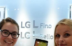 Rekordverkäufe: Das Mobilgeschäft von LG läuft derzeit richtig rund.