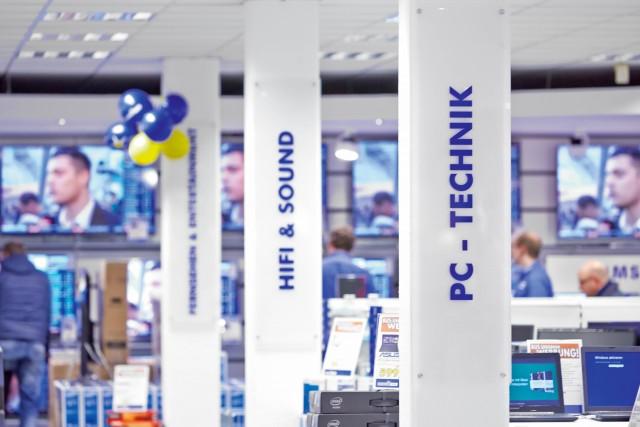 Aus Euronics Bücker in Gütersloh wird Euronics XXL.