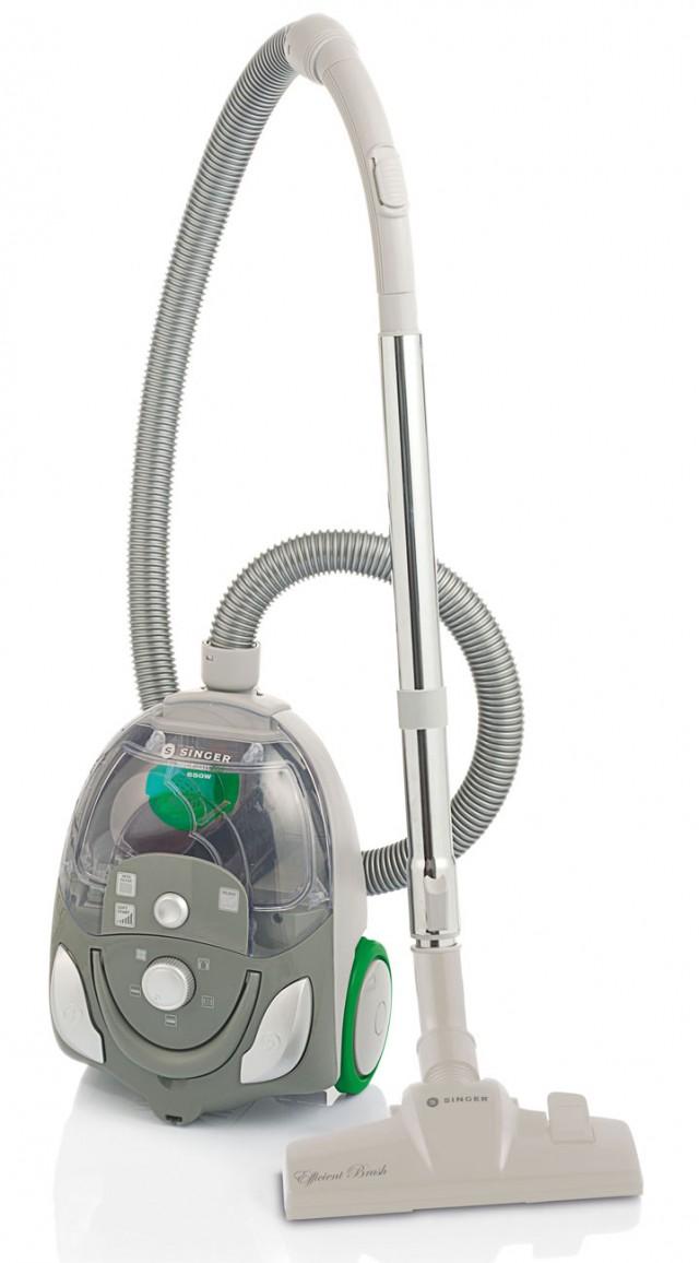 Singer Staubsauger SVCT 3311 Eco mit HEPA-Filter
