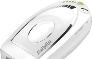 BaByliss Epilierer Homelight G934E, kompakt und leicht.