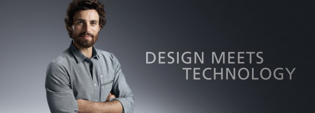 "Bauknecht unter dem Motto ""Design meets Technology"""