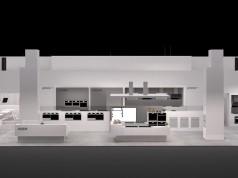 Gorenje Stand auf der Living Kitchen
