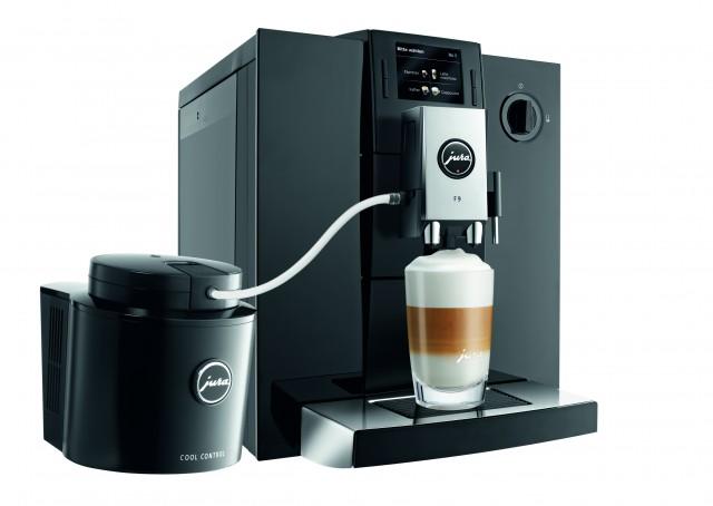 Jura Kaffeevollautomat F9