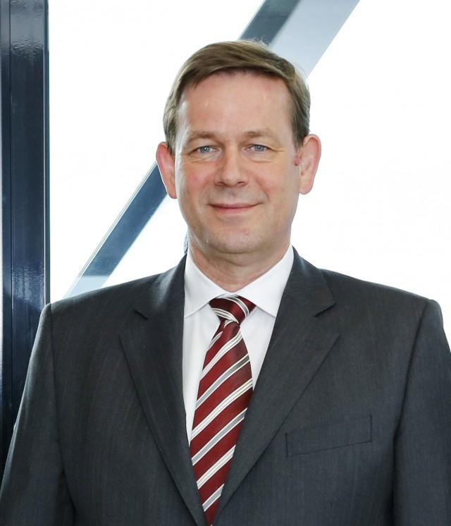 Dr. Karsten Ottenberg, Vorsitzender der BSH-Geschäftsführung