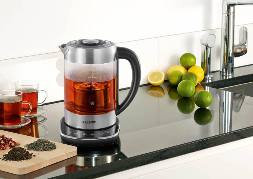 Severin Teewasserkocher WK 3471