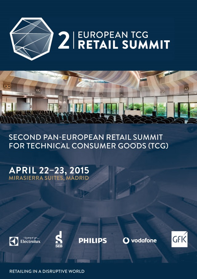 Programm TCG Retail Summit 2015