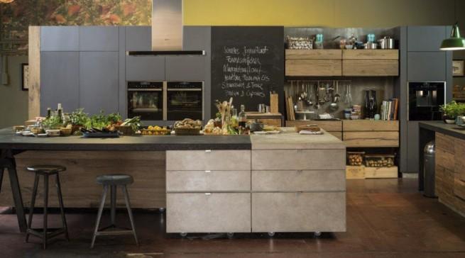 Living Kitchen: Der Stand von Neff