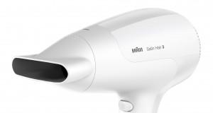 Braun Haartrockner Satin Hair 3 mit Iontec-Technologie