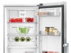 Grundig Kühlschrank GSN 10730 X, Side-by-Side Gerät.