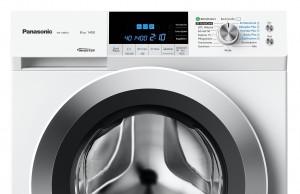 Panasonic Waschmaschine NA-148XS1 mit AutoCare und Steam Action.