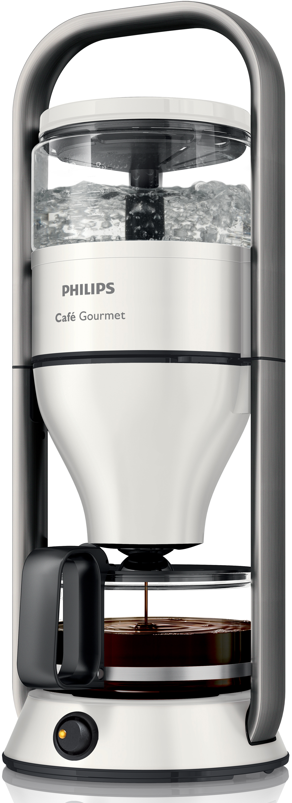 philips kaffeemaschine caf gourmet hd5407 10 filterkaffeemaschine direkt br h prinzip. Black Bedroom Furniture Sets. Home Design Ideas