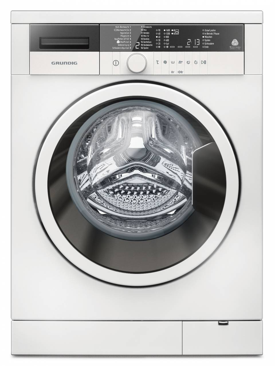 Grundig Waschmaschine GWN 36630 mit Schleuderdrehzahl 1600 U/min.