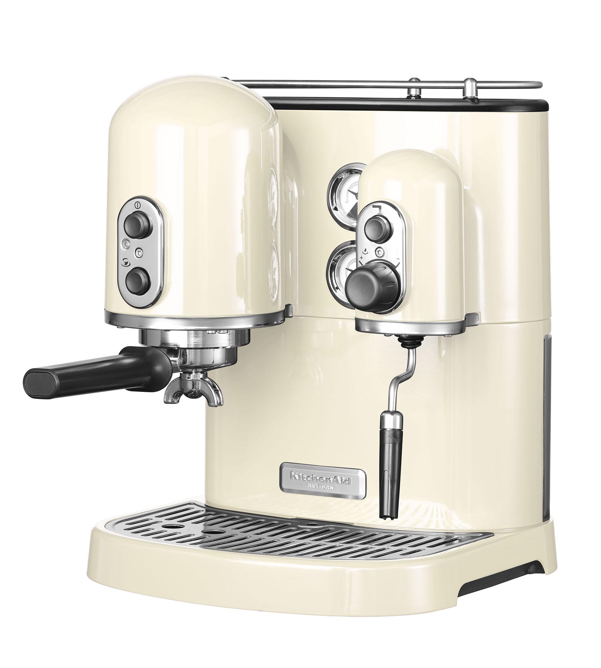 Kitchenaid Artisan Espressomaschine Kaffeegenuss