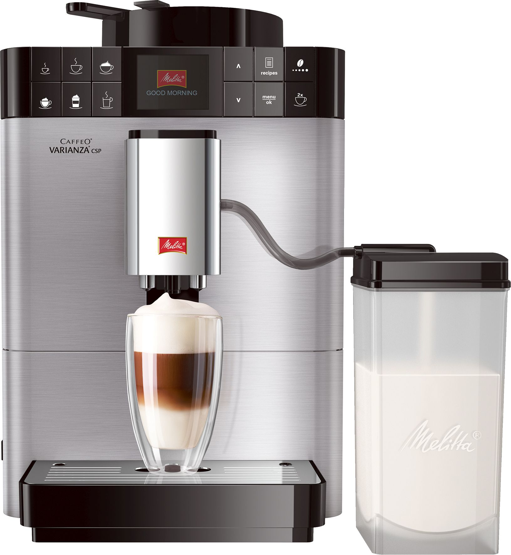 melitta kaffeevollautomat caffeo varianza csp sst my bean select best aroma system plus. Black Bedroom Furniture Sets. Home Design Ideas