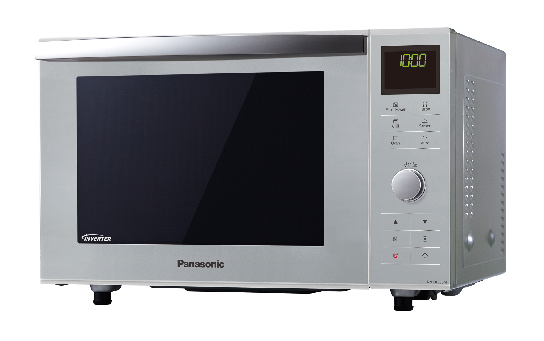 Panasonic Mikrowelle Nn Df385m Mikrowelle Grill Und Backofen