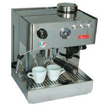 Die Acopino Milano Espressomaschine, eine klassische Siebträger maschine