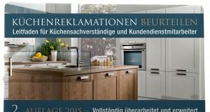 """Früher """"Küchenatlas"""" – heute """"Küchenreklamationen beurteilen""""."""