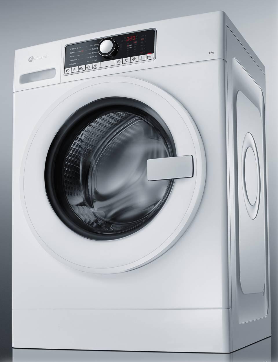Bauknecht Waschmaschine PremiumCare mit leisem ZEN-Motor.