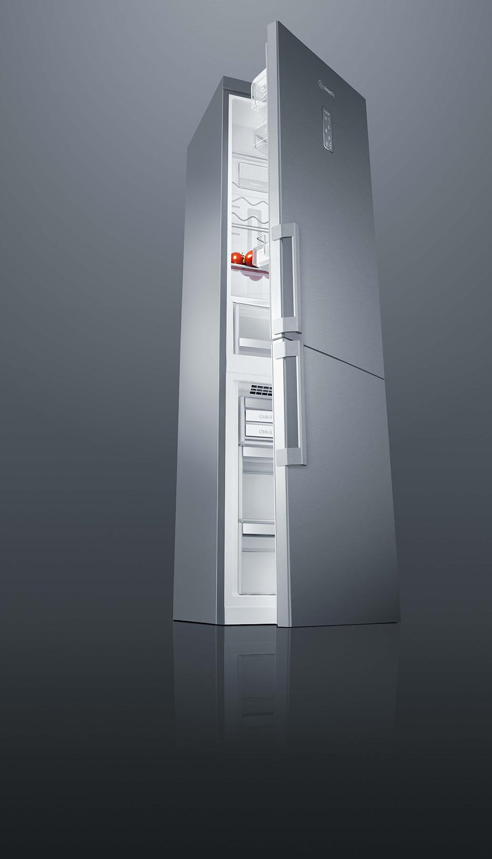 bauknecht ultimate nofrost k hl gefrierkombination kgnf20p0da4 in. Black Bedroom Furniture Sets. Home Design Ideas