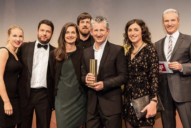 Gaggenau gewinnt iF gold award