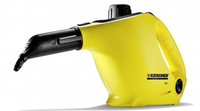 Kärcher Dampfreiniger SC 1 Gelb