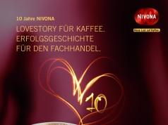 Nivona Kampagne 10 Jahre
