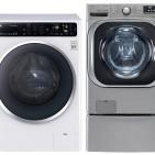 LG bei Waschamschinen vorne