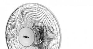 Der Unold Standventilator Turbo sorgt für frischen Luftstrom