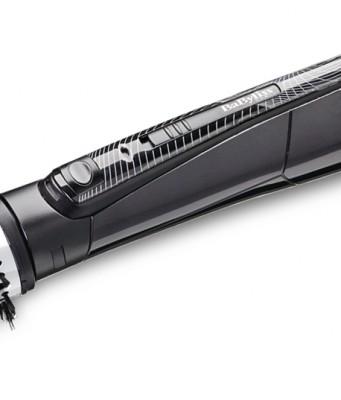 BaByliss Warmluftbürste Brush & Style Intuition mit 2 Rotier-Richtungen.