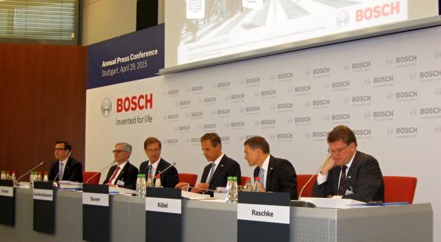 Bosch Geschäftsführung