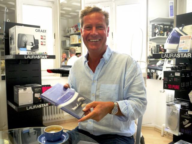 Wolfgang Hanses ist Inhaber von Euronics Hanses