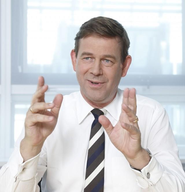 Dr. Karsten Ottenberg, CEO der BSH Hausgeräte GmbH zieht Bilanz