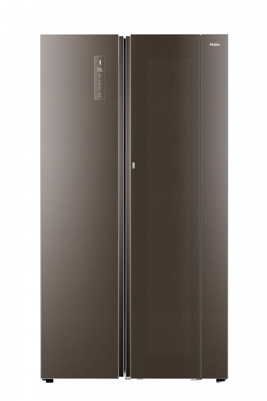 Haier: Side-by-Side-Kühlgerät mit Smart Windows
