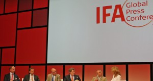 IFA Global Press Conference Round Table