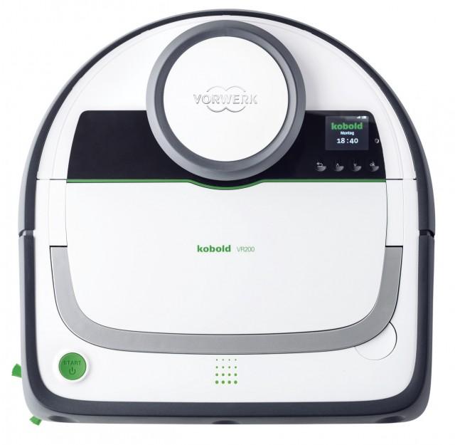 Kobold Saugroboter VR200 mit Fernbedienung