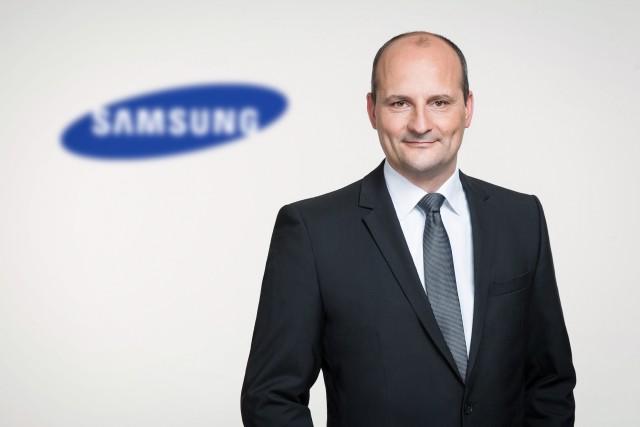 Scheidet bei Samsung aus: Marten van der Mei