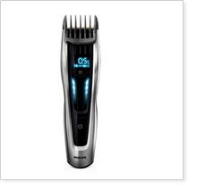 Der Philips Haarschneider HC9450/20 ermöglicht einfachen Haarschnitt