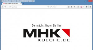 Screenshot MHK Küche
