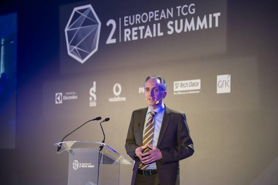 Chris Bücker, Gründer und Organisator des TCG Retail Summit