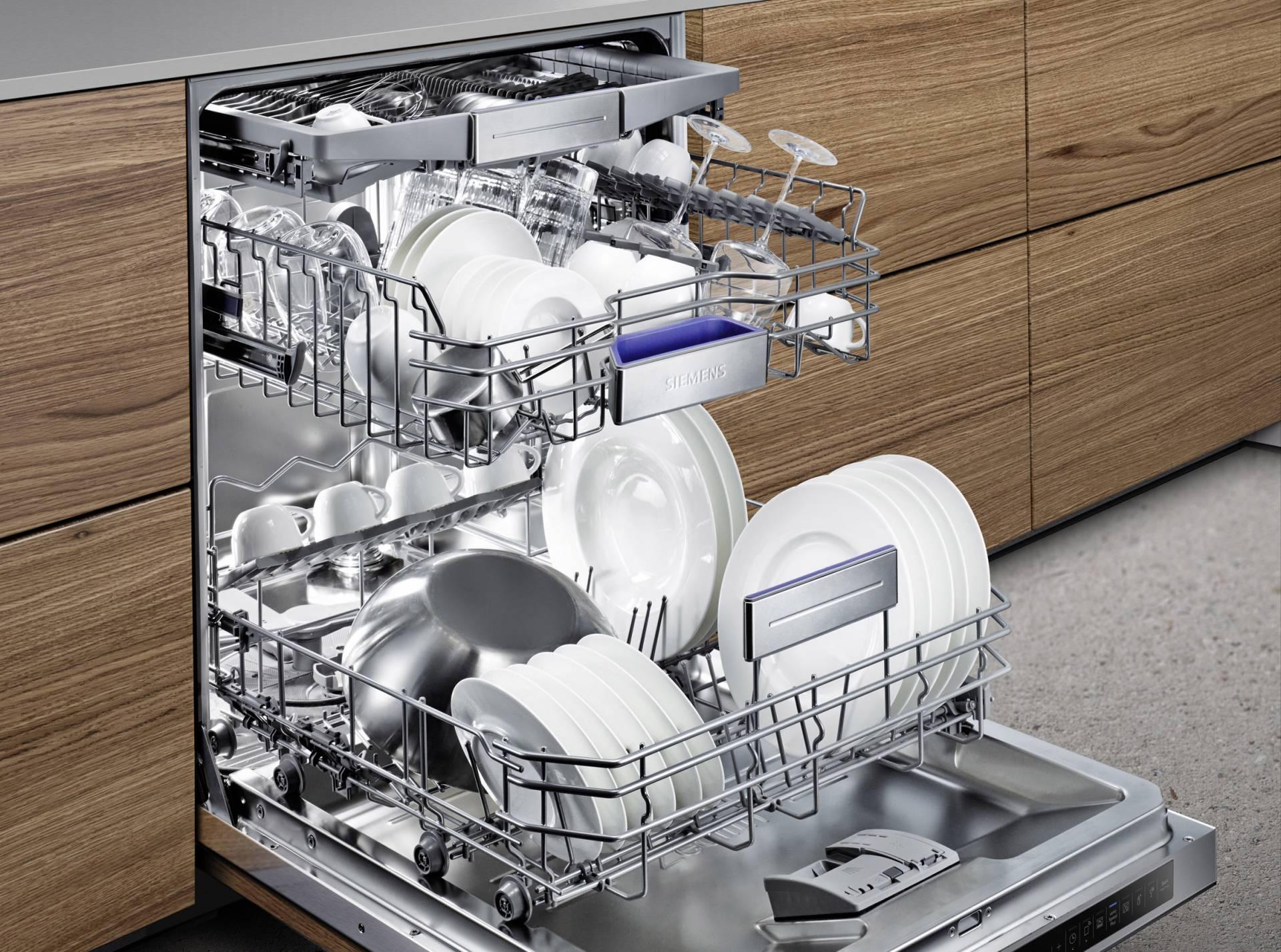 Kühlschrank Richtig Einräumen Siemens : Geschirrspüler richtig einräumen und sparen