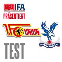 Union Berlin trifft eine Woche vor dem Start in die Zweitligasaison in einem von der IFA präsentierten Testspiel auf den Crystal Palace aus dem Londoner Süden.