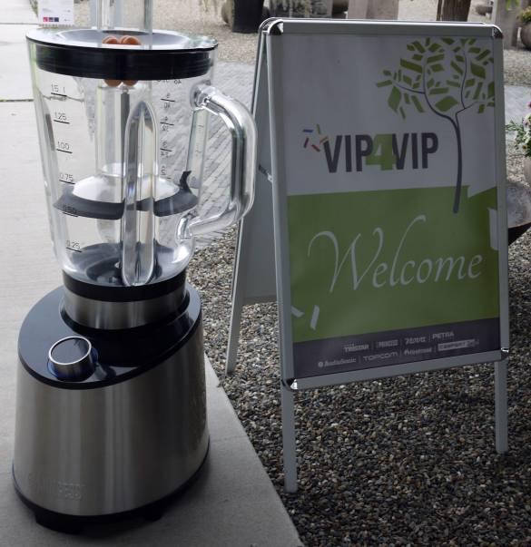 Anfang Juni veranstaltete die holländische Tristar-Group ihre Hausmesse VIP4VIP in der Nähe von Eindhoven.