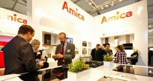 """Ordermesse, Dialog-Plattform, Neuheiten-Schau: Die """"area 30"""" hat sich längst im ostwestfälischen Küchenherbst etabliert."""