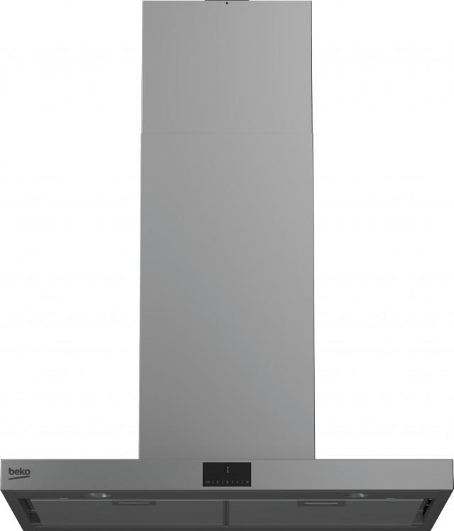 Beko Dunstabzugshaube HCB 61734 BXH für Abluft- und Umluftbetrieb